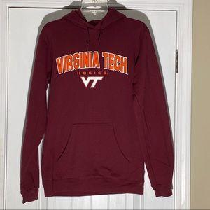 Virginia tech hoodie Unisex size S